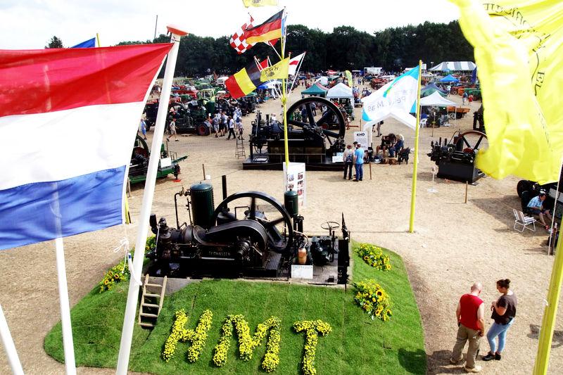 IHF Festival door HMT