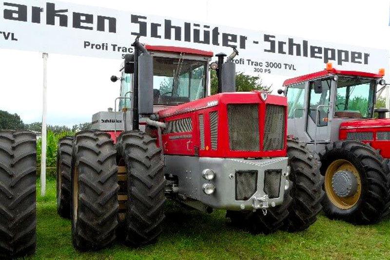 Schlüter Tractoren